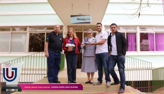 Troféu Inovar para Educar – Col. Santa Lúcia Filippini